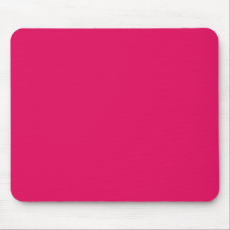solid color raspberry mousepad