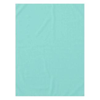 Solid Color: Turquoise Aqua Tablecloth