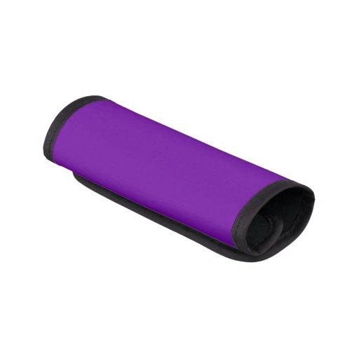 Solid Color Violet Purple Handle Wrap