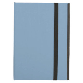 Solid Dusk Blue Cover For iPad Air