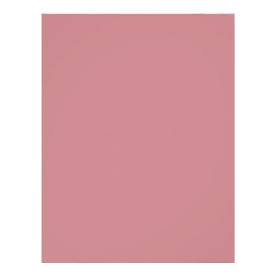 Solid Dusty Pink Card Stock DIY Scrapbooking