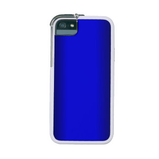 Solid Electric Blue Cover For iPhone 5/5S