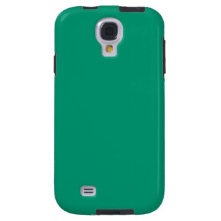 Solid Emerald Green Galaxy S4 Cases