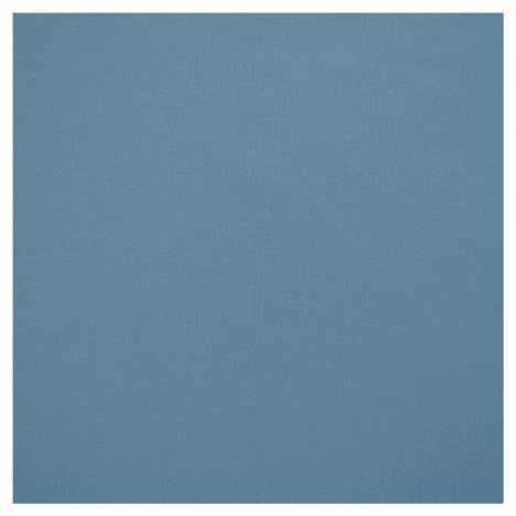 Solid french country blue fabric