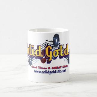 Solid Gold 14k mug