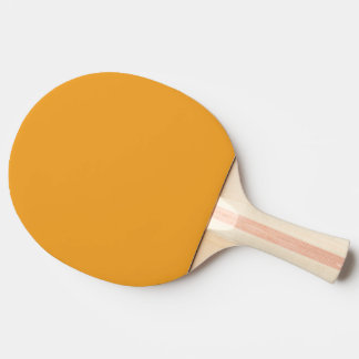 Solid GOLDEN Ping-Pong Paddle