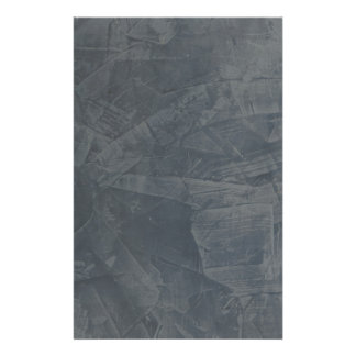 Solid Gray Stationery