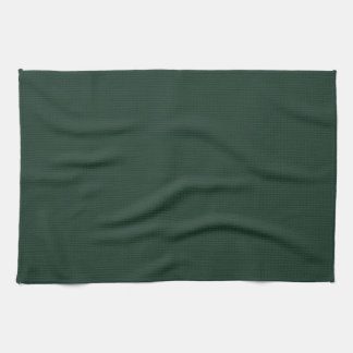 solid-green DARK MUSTY FOREST GREEN BACKGROUNDS TE Hand Towel