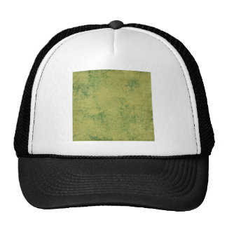 solid-green GRUNGE SOLID MARBLE GREENS GREENY CREA Mesh Hats