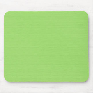 Solid Green Mouse Pad