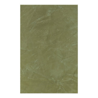 Solid Green Stationery
