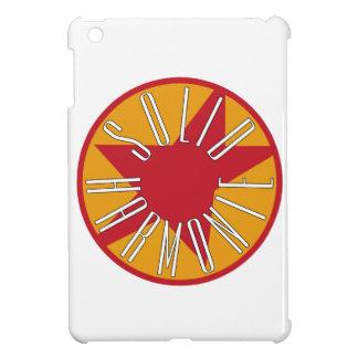 Solid HarmoniE Classic Logo Cover For The iPad Mini