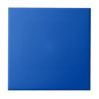 Solid INKY BLUE Ceramic Tile