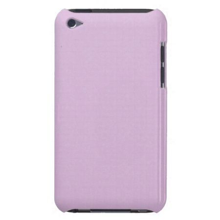 Solid Lavender iPod Touch Case-Mate Case