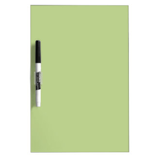 Solid Light Green Dry-Erase Boards