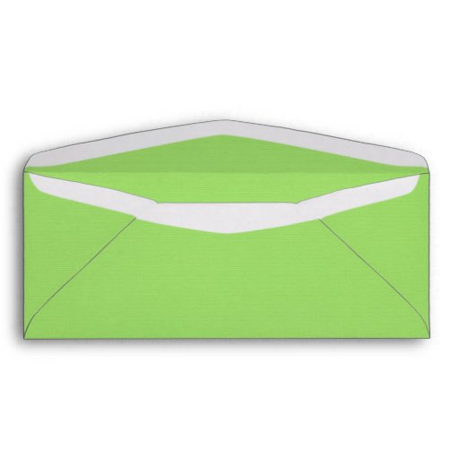 SOLID LIGHT HONEYDEW GREEN BACKGROUND TEMPLATE TEX ENVELOPE
