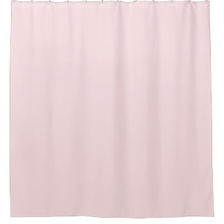 Solid Light Pink Shower CurtainPink Solid Color Shower Curtains   Zazzle. Pale Pink Shower Curtain. Home Design Ideas