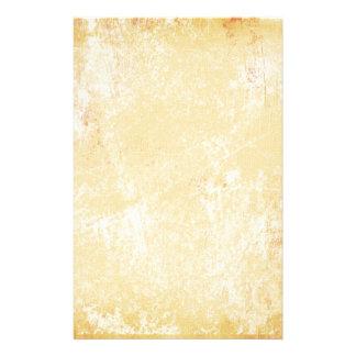 solid-light-YELLOW GRUNGE SOLID LIGHT YELLOW GOLD Custom Stationery
