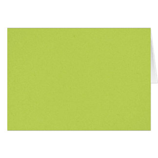 solid-lime BRIGHT LIGHT LIME GREEN YELLOWISH BACKG Card