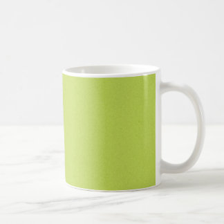 solid-lime BRIGHT LIGHT LIME GREEN YELLOWISH BACKG Classic White Coffee Mug
