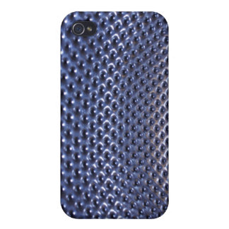 Solid metal with holes iPhone 4/4S case