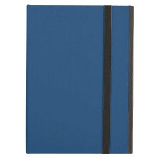Solid Monaco Blue iPad Folio Case