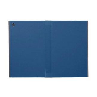 Solid Monaco Blue iPad Mini Cases