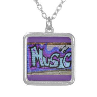 Solid Music Pendants