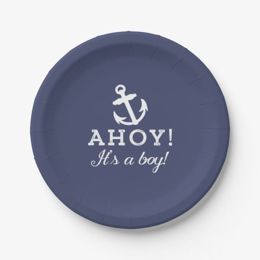 navy blue paper plates We have solid color party plates, napkins, cups, cutlery, tablecovers, balloons , decorations,  navy blue party supplies  all solid color paper plates.