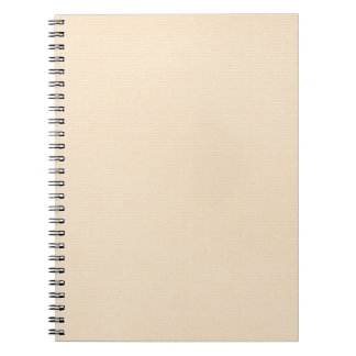 solid-peach SOLID LIGHT PEACH ORANGE BACKGROUND TE Notebook