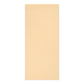 solid-peach SOLID LIGHT PEACH ORANGE BACKGROUND TE Custom Rack Cards