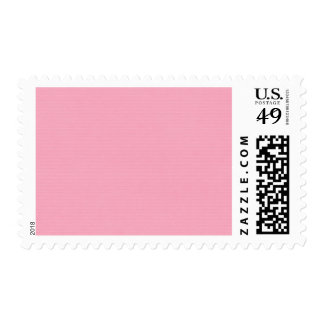 solid-pink4 SOLID COTTON CANDY PINK BACKGROUND TEM Postage