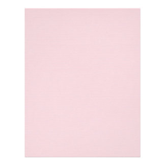 """solid-pink5 SOLID BABY PASTEL PINK BACKGROUND TEMP 8.5"""" X 11"""" Flyer"""