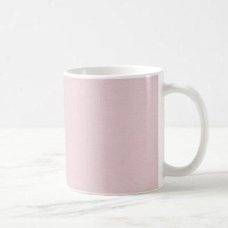solid-pink5 SOLID BABY PASTEL PINK BACKGROUND TEMP Coffee Mug