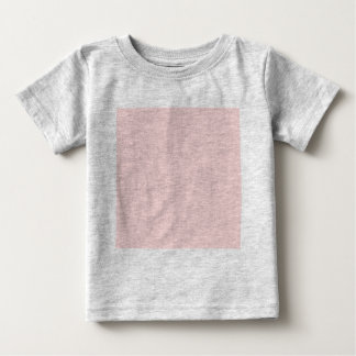 Solid Pink Background Web Color FFCCCC Baby T-Shirt
