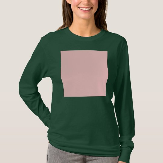 Solid Pink Background Web Color FFCCCC T-Shirt
