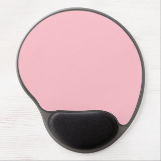 Solid Pink Gel Mouse Pad