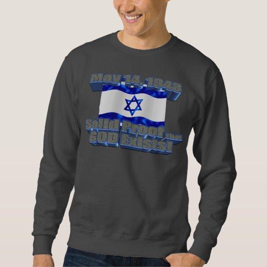 Solid Proof! Sweatshirt