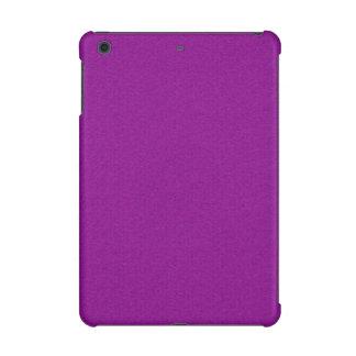Solid Purple Glimmer iPad Mini Cases