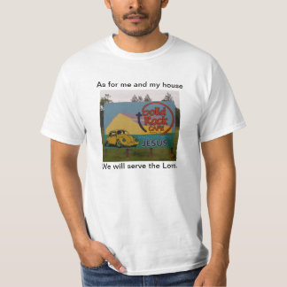 Solid Rock Cafe t-shirt