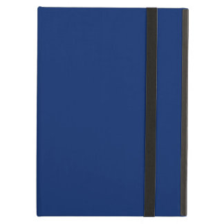 Solid Royal Blue iPad Cases