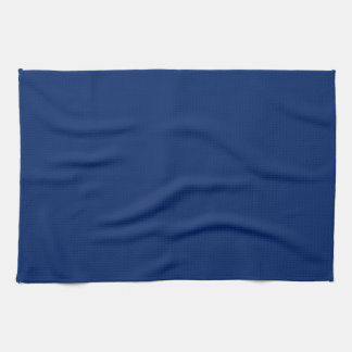 Solid Royal Blue Kitchen Towel