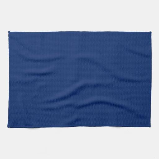 Royal Blue Kitchen: Solid Royal Blue Kitchen Towel
