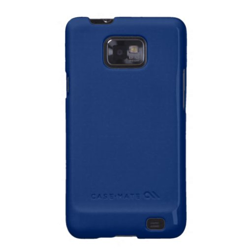 Solid Royal Blue Samsung Galaxy S2 Covers