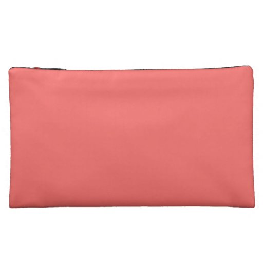 Solid Salmon Pink Wristlets