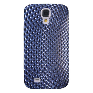 Solid silver metal with holes galaxy s4 cover