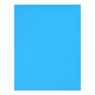 """SOLID SKY BLUE BACKGROUND TEMPLATE TEXTURE WALLPAP 8.5"""" X 11"""" FLYER"""