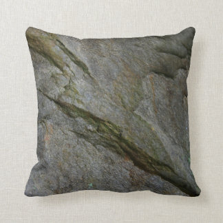 """Solid - """"Soft Rock"""" Throw Pillow"""