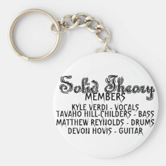 Solid Theory KEY CHAIN! Keychain