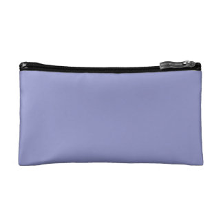 Solid Violet Cosmetic Bags